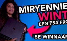 Win een PS4